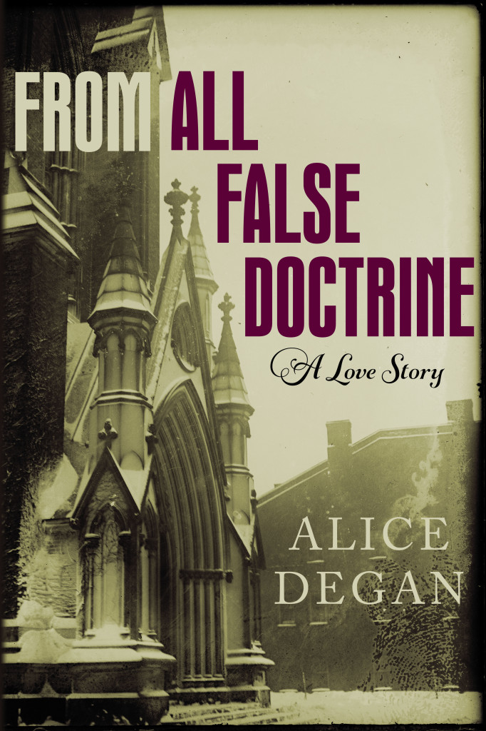 Book Cover: From All False Doctrine