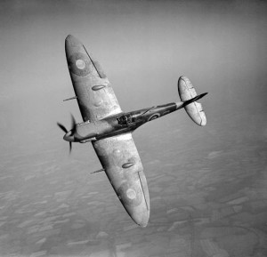 621px-Spitfire_VB_92_Sqn_top_view_c1941
