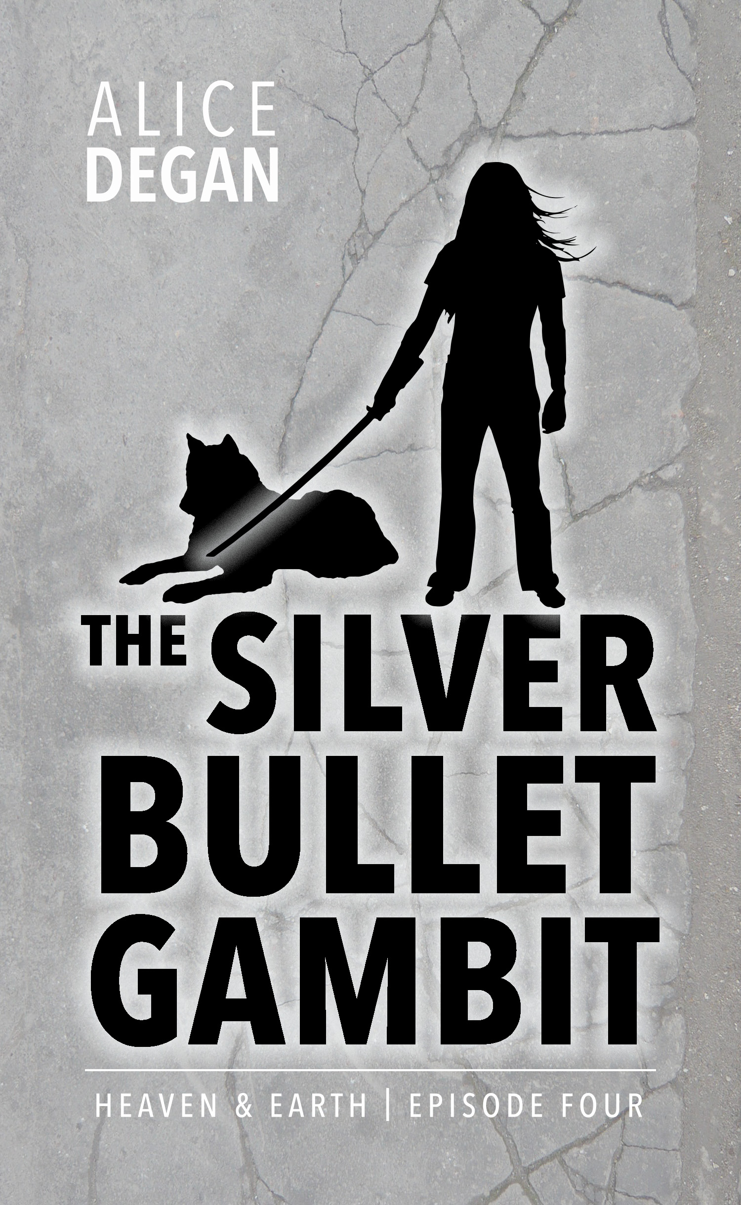 Book Cover: The Silver Bullet Gambit