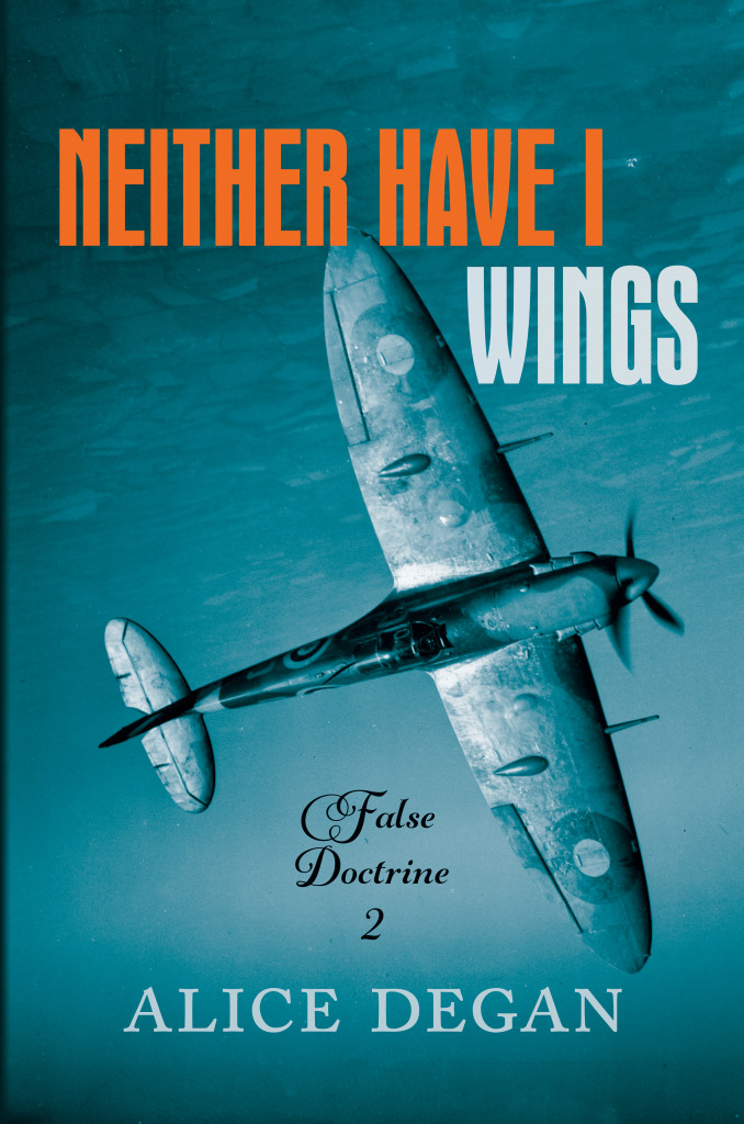 Book Cover: Neither Have I Wings