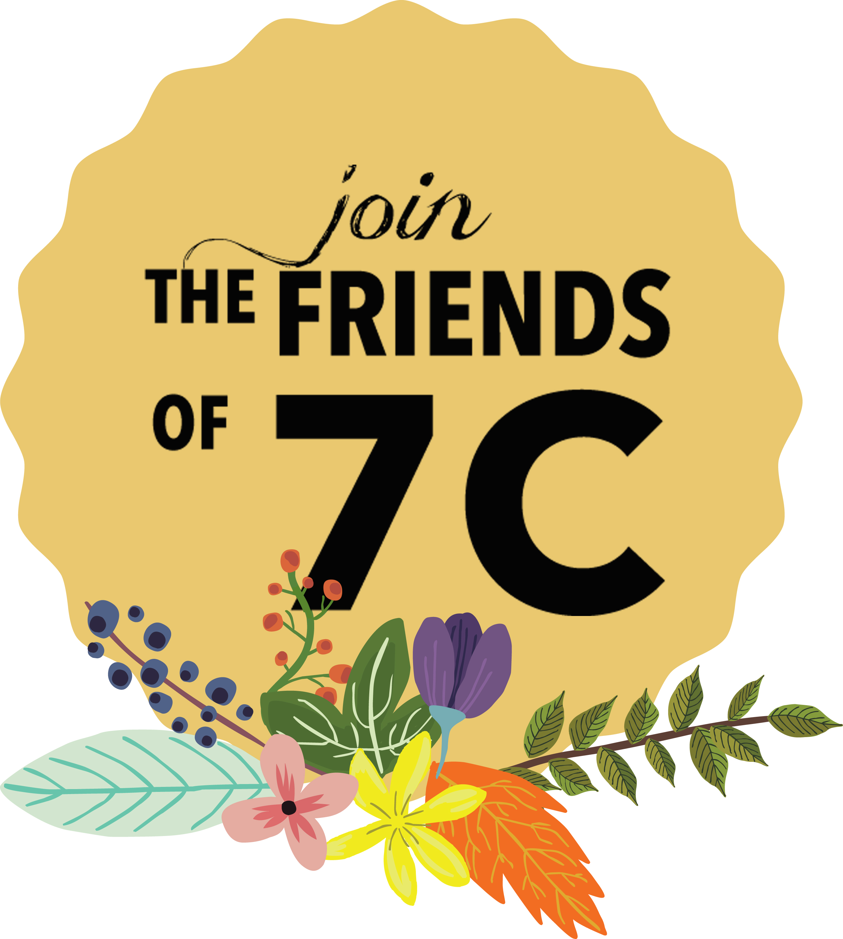 Join the Friends of 7C