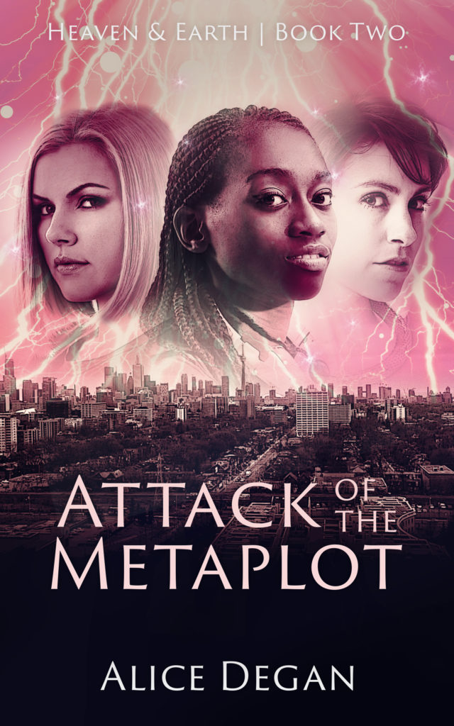 Book Cover: Attack of the Metaplot